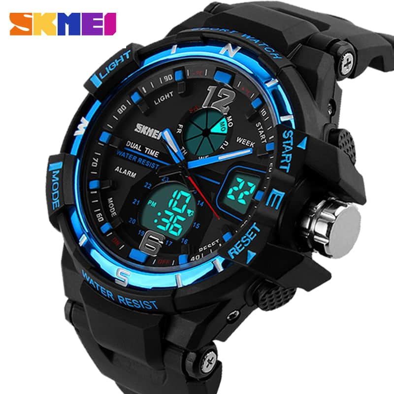 2016 SKMEI G Style Fashion Digital-Watch Mens Sports ...